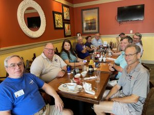 UPARC/CARDS July Breakfast